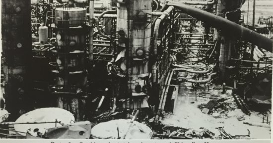 Concentration Camp Inmates Had To Rebuild A Nazi Refinery The Koch Brothers' Dad Helped Construct