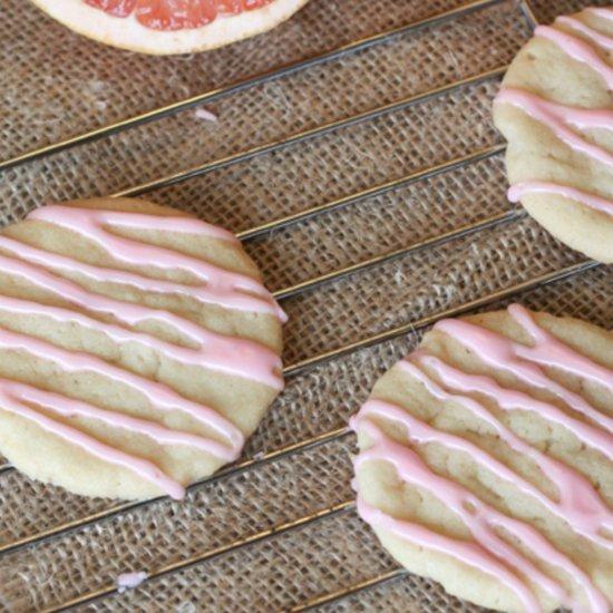 Grapefruit Sugar Cookie Recipe