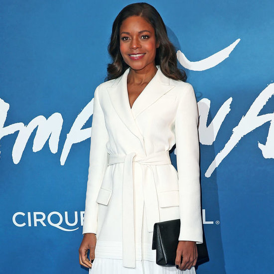 This Naomie Harris Outfit Is So Simple It's Genius