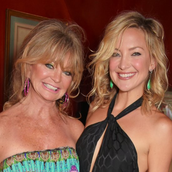 Kate Hudson Quotes on Goldie Hawn