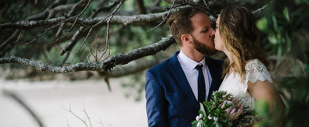 This Boho Beach Wedding in New Zealand Is Breathtaking
