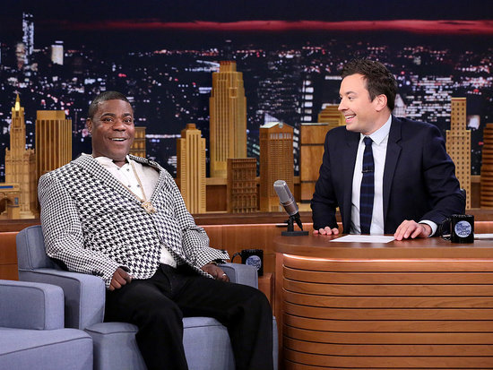 Tracy Morgan Says Watching Daughter Maven Take Her First Steps Inspired Him to Get out of Wheelchair After Deadly Crash