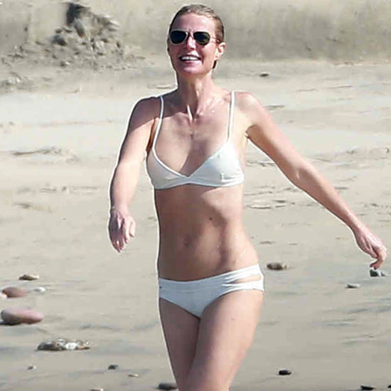 Gwyneth Paltrow in Her Bikini in Mexico January 2016