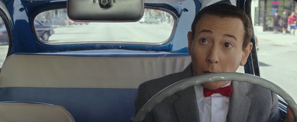 Pee-wee Is Breaking Free of the Playhouse For a Wacky New Movie on Netflix