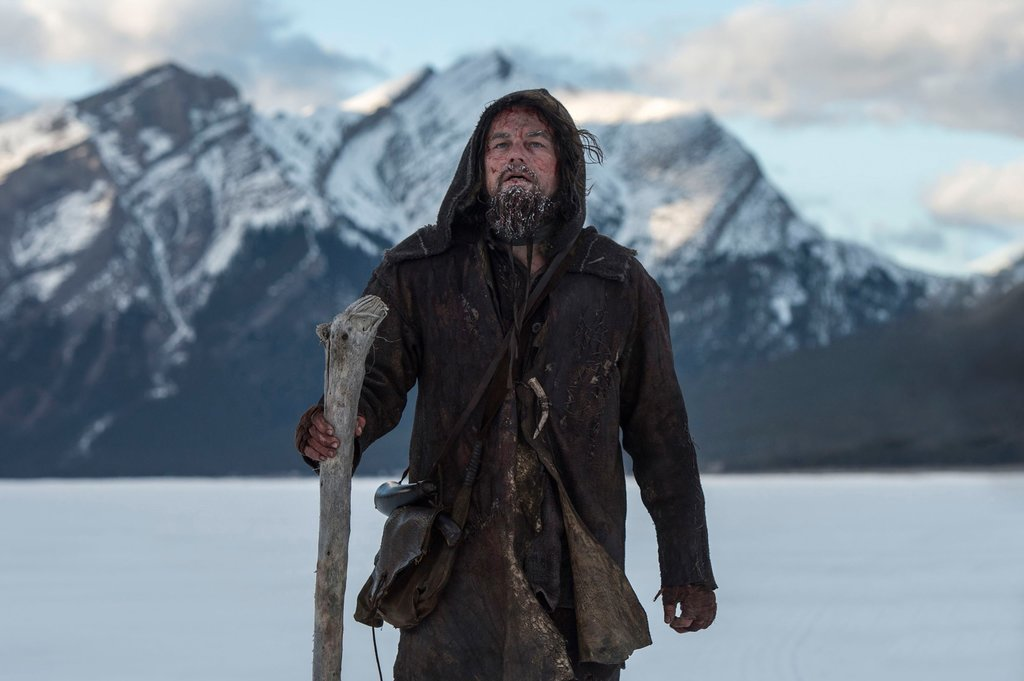 The Revenant Is the Ideal Vehicle