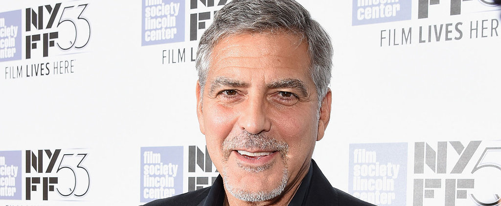 George Clooney Weighs In on the #OscarsSoWhite Controversy