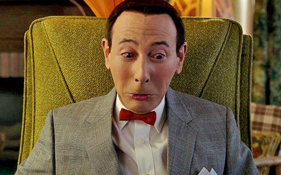FROM EW: Check Out the First Teaser for Pee-wee's Big Holiday!