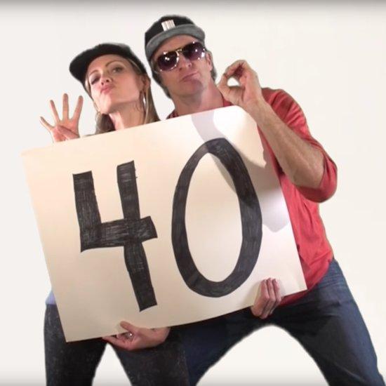 """I'm 40"" Holderness Justin Bieber ""Sorry"" Parody Video"