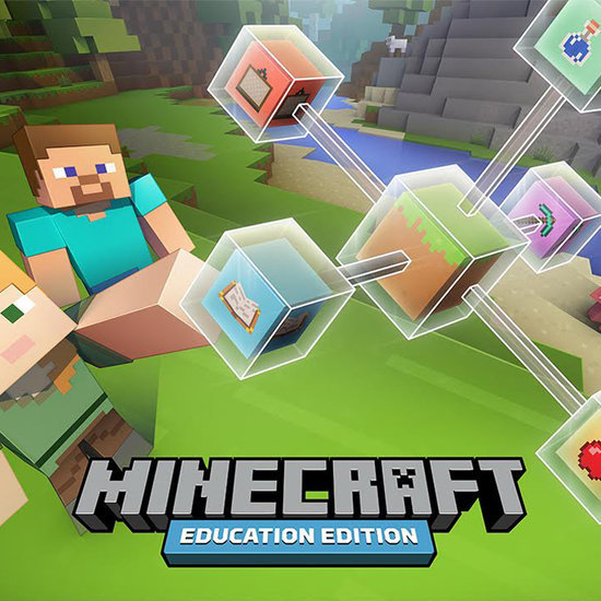 Minecraft Launches New Education Edition of Game