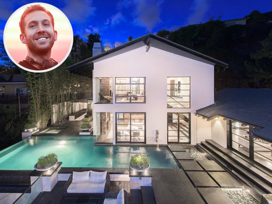 Calvin harris sells la mansion popsugar home for Los angeles buy house