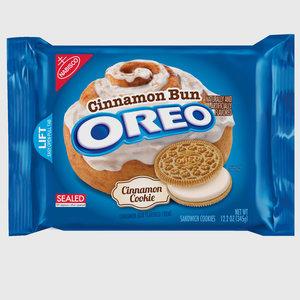 Cinnamon Bun Oreo Cookies