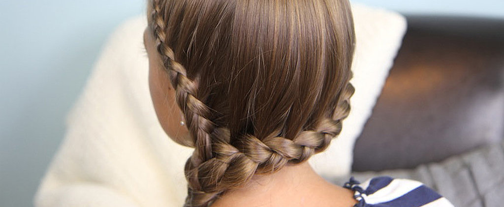 14 Easy School Hairstyles For Your Kids to Sport Over and Over