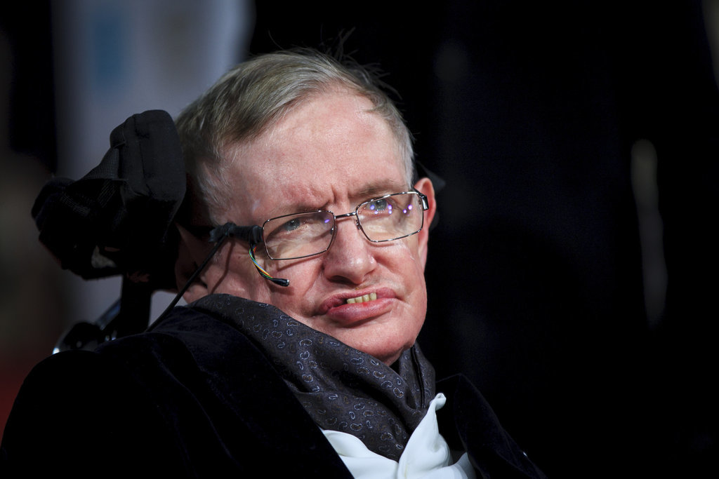 The Real-Life Stephen Hawking