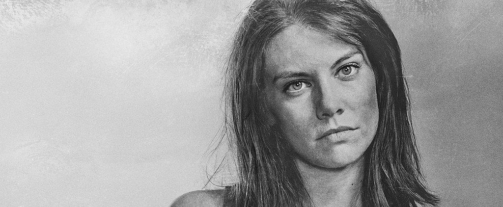 """The Walking Dead's Lauren Cohan Dishes on Negan: He's """"the Worst Yet"""""""