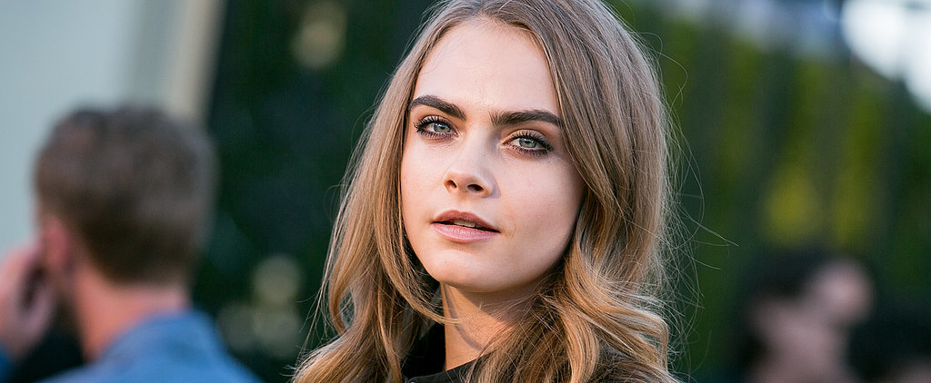 Cara Delevingne Shows Up to the White House in the Chillest Outfit Ever