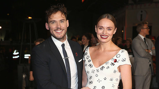 'Hunger Games' Star Sam Claflin Is a Dad!