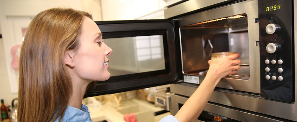 How Bad Is It to Look Into the Microwave While It's On?