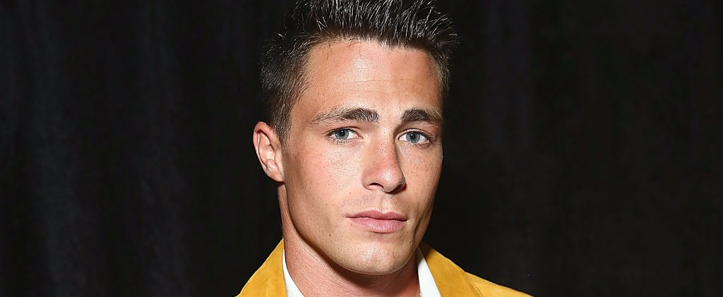 Colton Haynes Is Only Man Hot Enough to Play Rob Lowe's Son on The Grinder