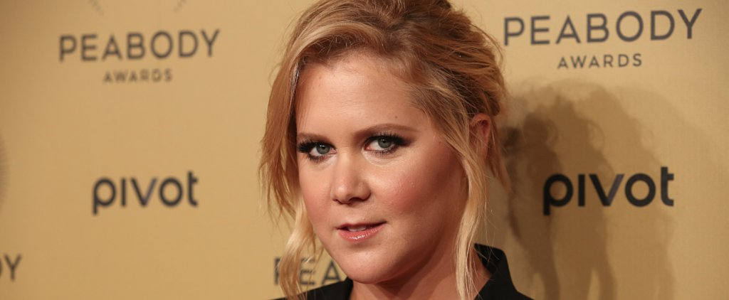 "Amy Schumer Would ""Never"" Steal Material From Fellow Comedians"
