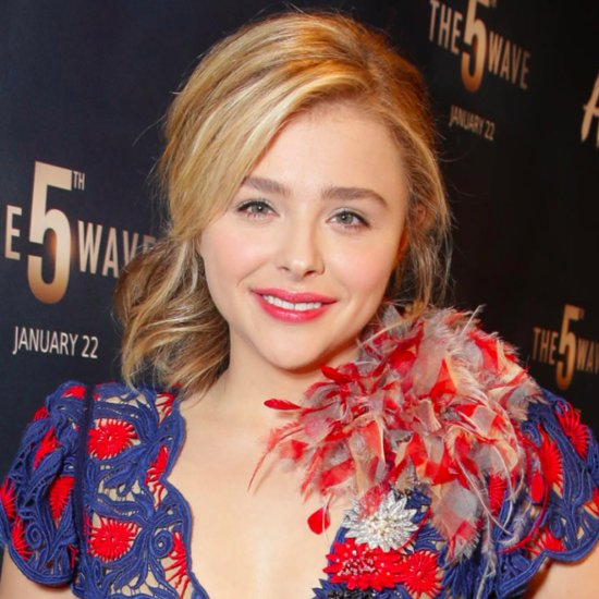 Chloe Grace Moretz Quotes on Hillary Clinton