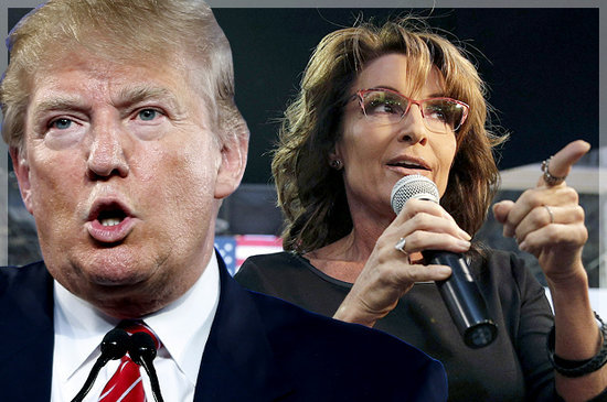 Sarah Palin is Back, and She's Endorsing Donald Trump