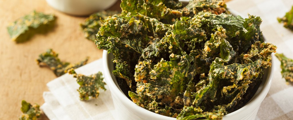The Ultimate Hack For Homemade Kale Chips