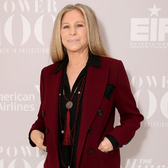Barbra Streisand Posts Instagram Message For Celine Dion