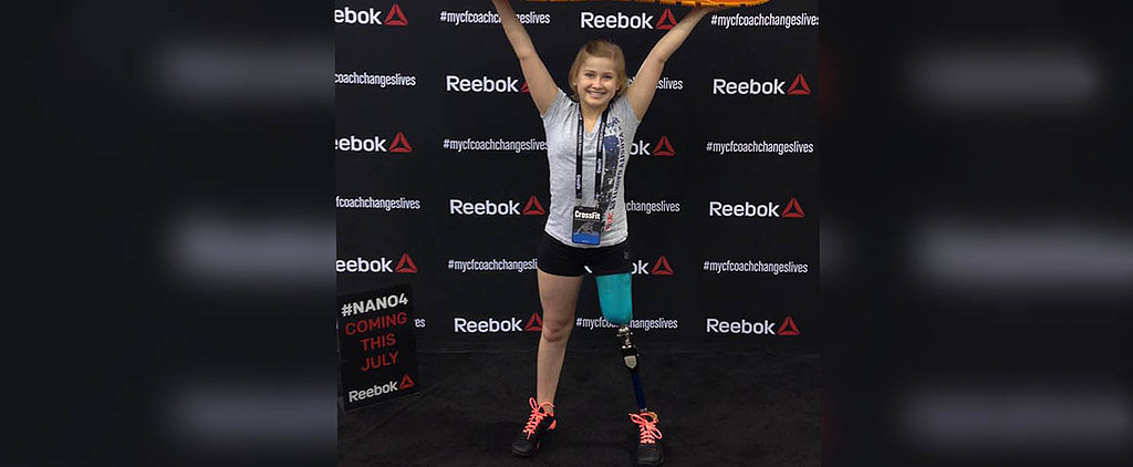 Teen Gymnast Defies the Odds After Losing Her Leg to Cancer