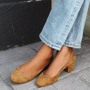 Block Heel Trend