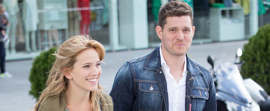 Michael Bublé and His Wife Welcome Their Second Child!