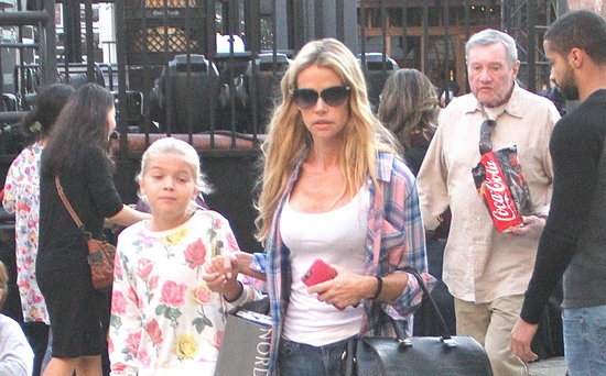 Denise Richards Claims Charlie Sheen Threatened to Kill Her and Their Daughters