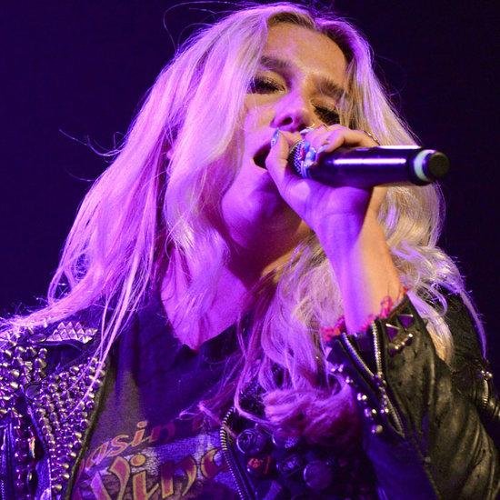 "Kesha Sings ""Amazing Grace"" Video"