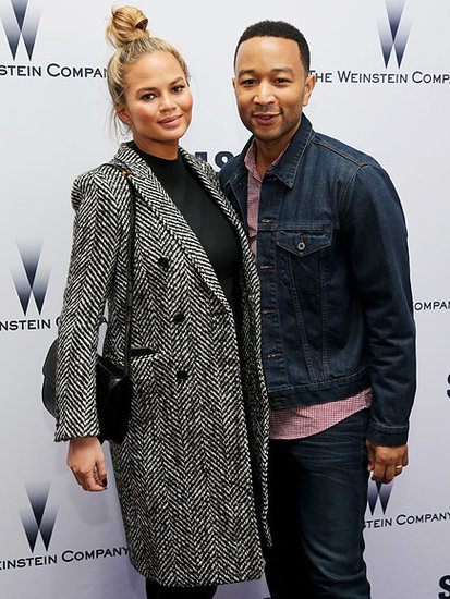 John Legend and Chrissy Teigen Are 'Super Cute,' Pal Brooklyn Decker Shows Off Baby Photos and More: Go Behind-the-Scenes of the