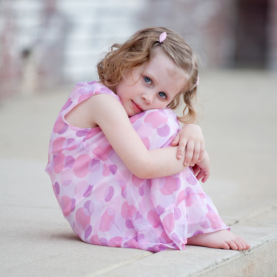 Signs of a Shy Child