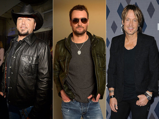 Jason Aldean, Eric Church and Keith Urban to Headline Watershed 2016