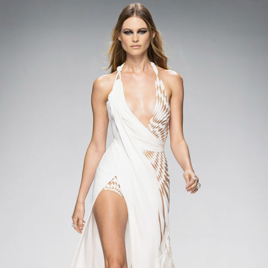 The Sexiest Gowns From Atelier Versace's Runway