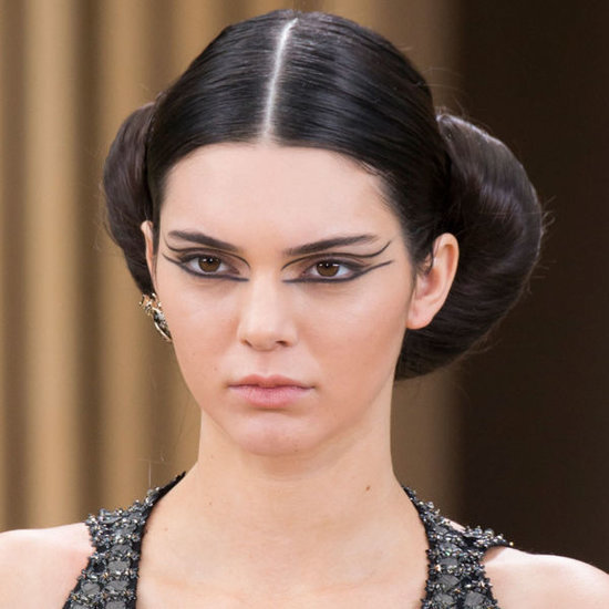 The Best Drugstore Eyeliners To Cop Chanel's Runway Glam