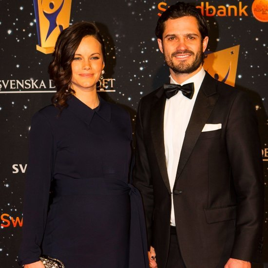 Prince Carl Philip and Princess Sofia of Sweden Sports Gala
