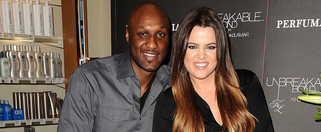 Khloé Kardashian Just Leased Lamar Odom the House Next Door
