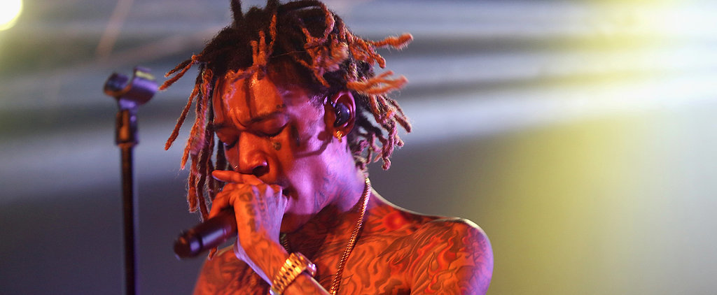 "Wiz Khalifa Raps to Adele's ""Hello,"" and It's Your New Jam"