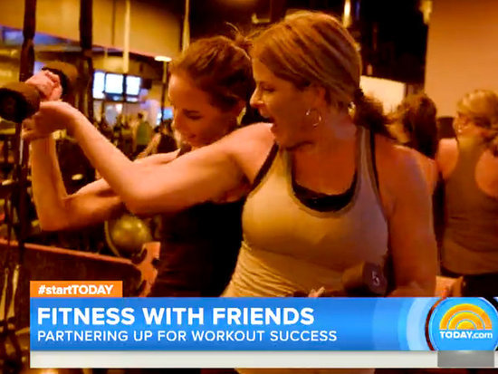Bush Twins Hit the Gym Together As Jenna Admires Her Sister's Muscles: 'She's Ripped!'