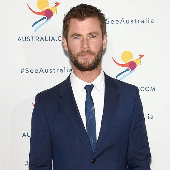 Chris Hemsworth in Tourism Australia Ad