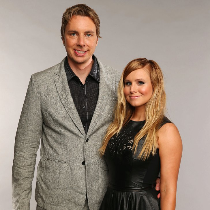 kristen bell wedding ring: Kristen Bell And Dax Shepard Africa Music Video