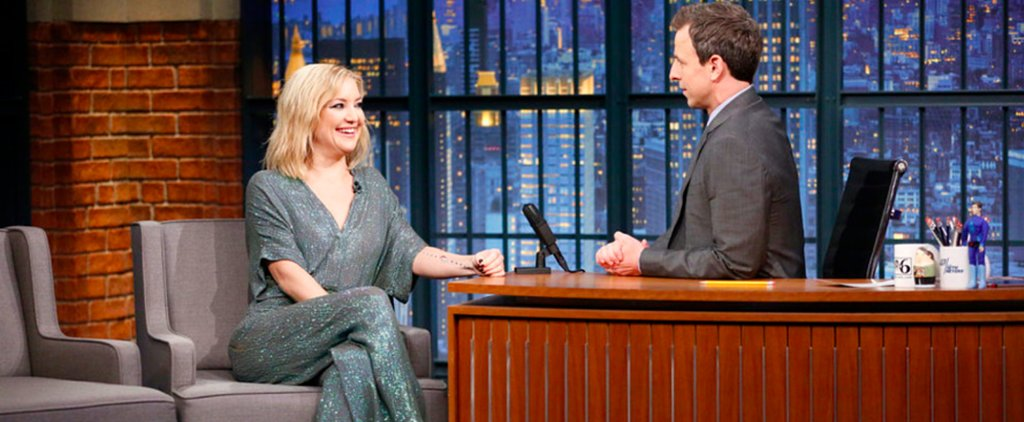 Kate Hudson's Jumpsuit Is the Anti Party Dress — and You Need it Now