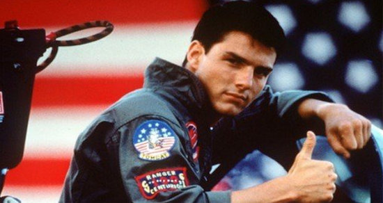 Tom Cruise Teases 'Top Gun 2' With New Photo