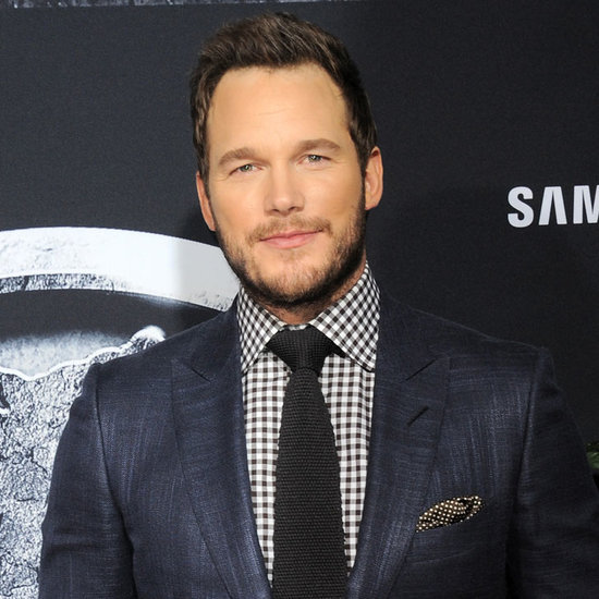 Chris Pratt Shares Inspirational Message on Instagram