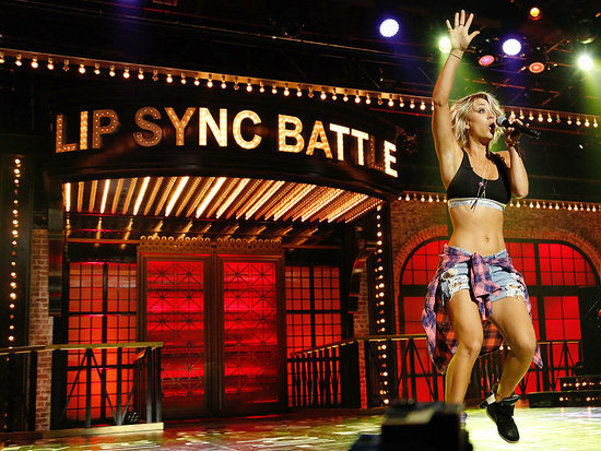 'Get Out the Way' for Kaley Cuoco's Bangin' Abs as She Channels Ludacris on Lip Sync Battle