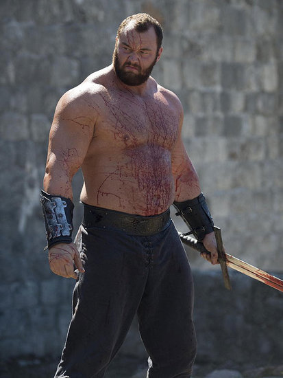 Game of Thrones' Hafthór Júlíus Björnsson Eats Every 2 Hours, and Can Run with a Car on His Back