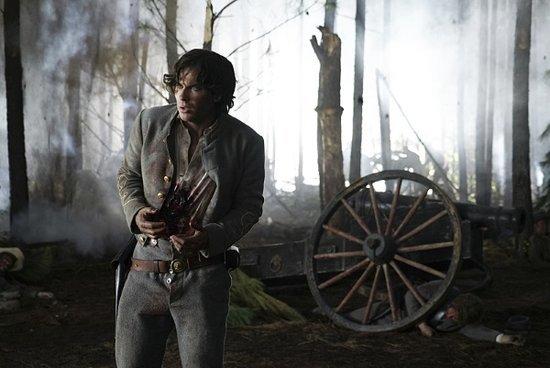 'The Vampire Diaries' Interview: Ian Somerhalder Teases a 'Profoundly Sad' Damon