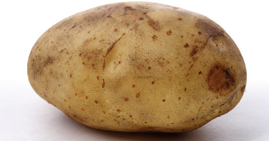 Someone Paid Over $1 Million For A Photo Of A Potato